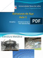 Estruturas de aço e Madeira -Aula 1-1.pdf