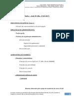 Resumo Aula 05 - Direito Administrativo