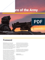 Future Army and healthcare technology