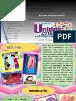 Estudio de casos TBC en personal de salud