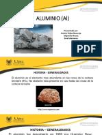 Aluminio Yacimientos Minerales 1