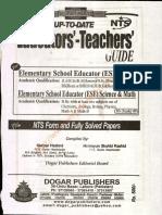 Educators NTS Test 2013.pdf