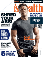 Mens Health Australia July 2017