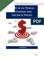 ABC - Tecnicas de Fijación de Precios