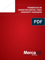 Tendencias de Marketing Digital Para Community Managers_2014