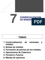 Tema 11-2017-2 Comercializacion de Minerales