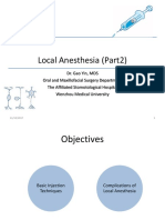 Local Anesthesia 2——Gao