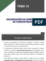 TEMA 10-2017-2 VALORIZACION DE CONCENTRADOS.ppt