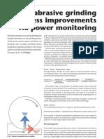 Vol69 Num620 Super Abrasive Grinding Process Improvements via Power Monitoring