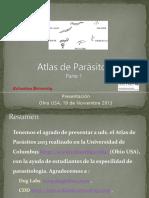 Atlas de Parasitos 2013 -- Parte1