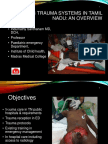 Prof.Dr.Indumathy Santhanam (ICH)In-hospital care of trauma patients in Tamil Nadu – current systems for Management of Children