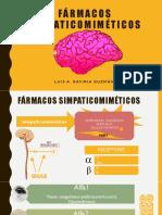 Fármacos simpaticomiméticos