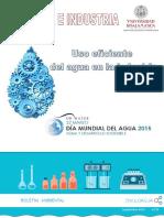 Uso Efec Agua en Industria