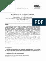Cyanidation of a copper-gold ore by G. Deschenes.pdf