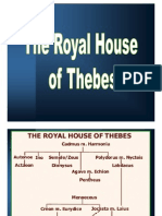 Royal House of Thebes