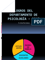 Dia Del Logro Psicología