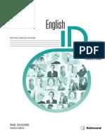 Teacher English Id Starter