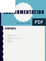 Instrumentation Luvish