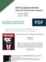 Bitcoin Tutorial Dec2015