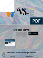 Calameo vs. Slideshare