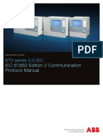 1MRK511303-UEN - En Communication Protocol Manual IEC 61850 Edition 2 670 Series 2.0 IEC