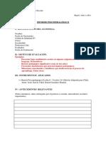 informe evalua 6