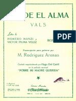 Melo-Rodriguez-Arenas Desde El Alma