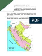 Introducción de Cuencas en el Perú