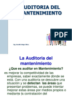 Auditoria Del Mantenimiento