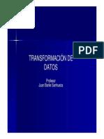 Clase 3 Transformacion de Datos