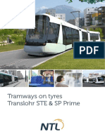 Translohr - Brochure - English