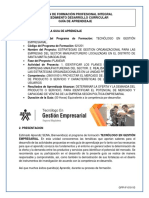 Guia de Aprendizaje - Determinar La Oferta y La Demanda Del Producto o Servicio, Para Identificar El Potencial de Mercado y Capacidad de Ventas de La Empresa Según Política Empresarial(1)