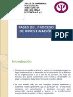 2.Fases Del Proceso de Investigacion