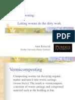 Vermi Compost PPT