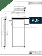 Datasheet Sliding Door Freezer SDF