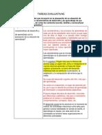 Tareas Evaluativas (Completo) (1)