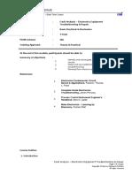 Fault Analysis-Electronic Equipment Troubleshooting & Repair - PSMB