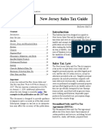 NJ Sales and Use Tax Guide Su4