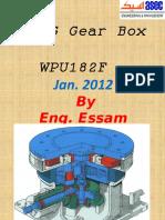 Maag Gear Box Wpu 182f