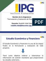 FEP Clase Depreciación
