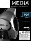 RS Media Robot Manual