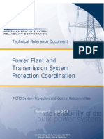 NERC comm_PC_System Protection and Control Subcommittee SPCS DL_Gen Prot Coord Rev1 Final 07-30-2010.pdf