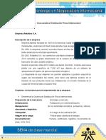 Evidencia 7 Caso Practico Distribucion Fisica Internacional