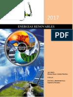 Informe Energias Renovables Apectos Basicos 1 y 2
