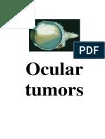Intra-ocular tumors