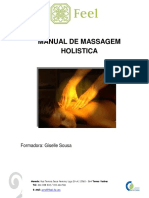 Manual Massagem Holistica