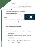 Examen_ratrapage 2016 +Correction