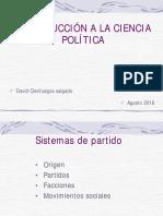 Sistema de Partidos