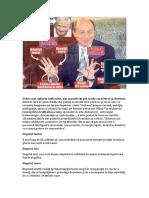 Palma Dreapta a Lui Basescu