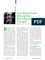 Can Blockchain strenthen IoT.pdf